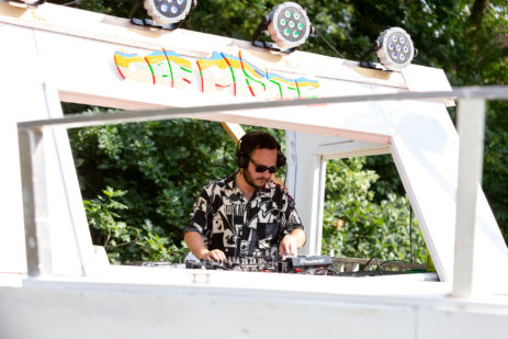 DJs at Mostly Jazz Funk & Soul Festival, Birmingham