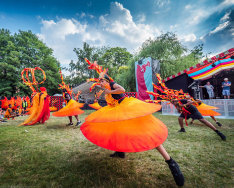 Carnival at Mostly Jazz Funk & Soul Festival, Birmingham