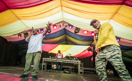 Jungle Brothers at Mostly Jazz Funk & Soul Festival, Birmingham