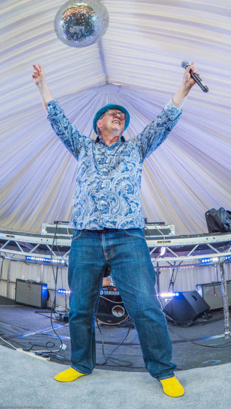 David Rodigan at Mostly Jazz Funk & Soul Festival, Birmingham