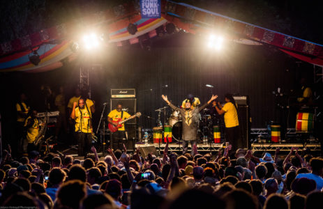 Jimmy Cliff at Mostly Jazz Funk & Soul Festival, Birmingham