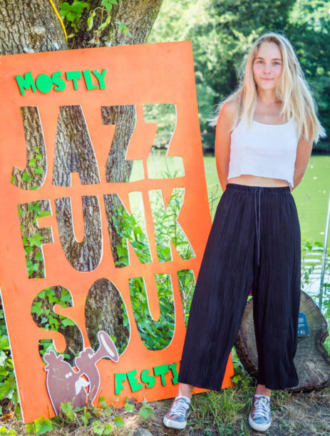 Laura Misch at Mostly Jazz Funk & Soul Festival, Birmingham