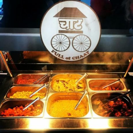 Full of Chaat Indian Street Food