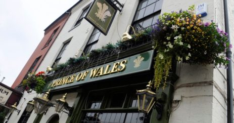 The Prince of Wales Pub Moseley